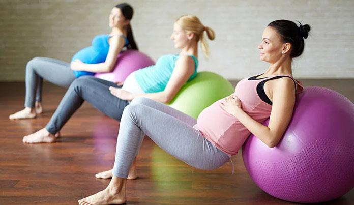 hamilelik döneminde spor