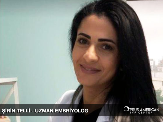 uzm. embriyolog şirin telli